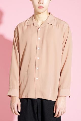 아벨 파자마 셔츠(4color)